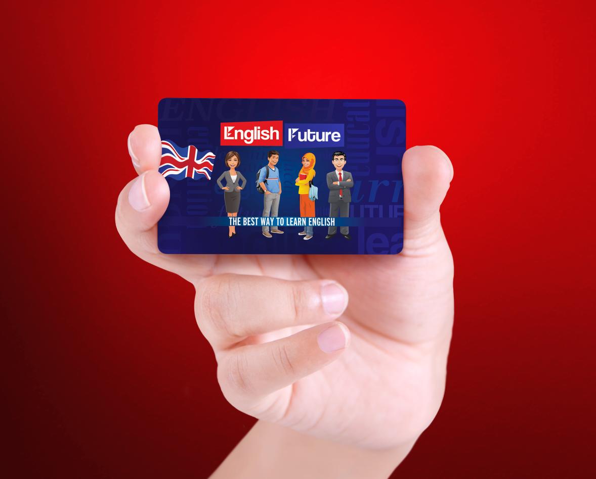 english future card