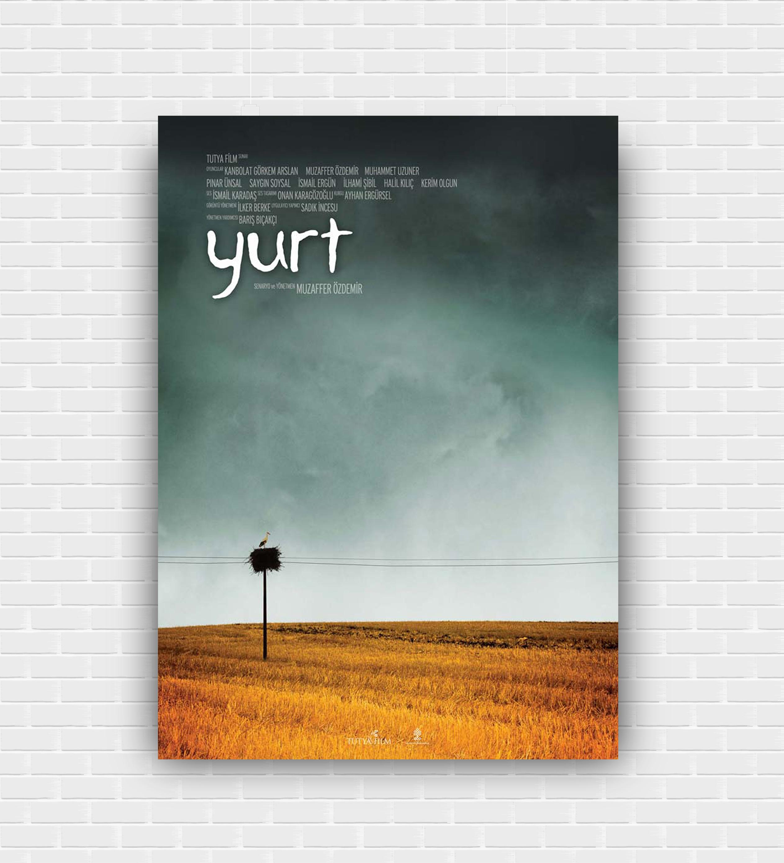 yurt poster
